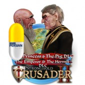 Crusader 2 The Princess and The Pig