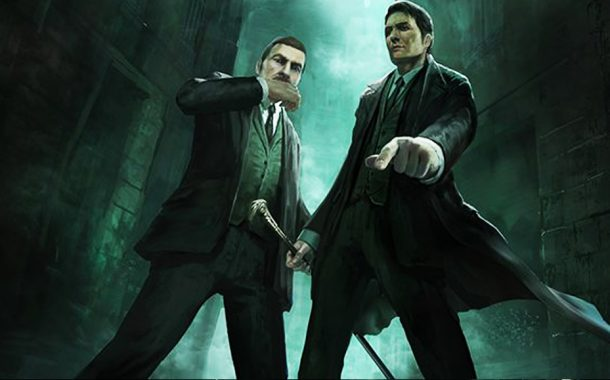 sherlock holmes : crimes and punishment