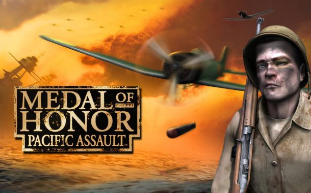 نسخه دوبله فارسی medal of honor pacific assault