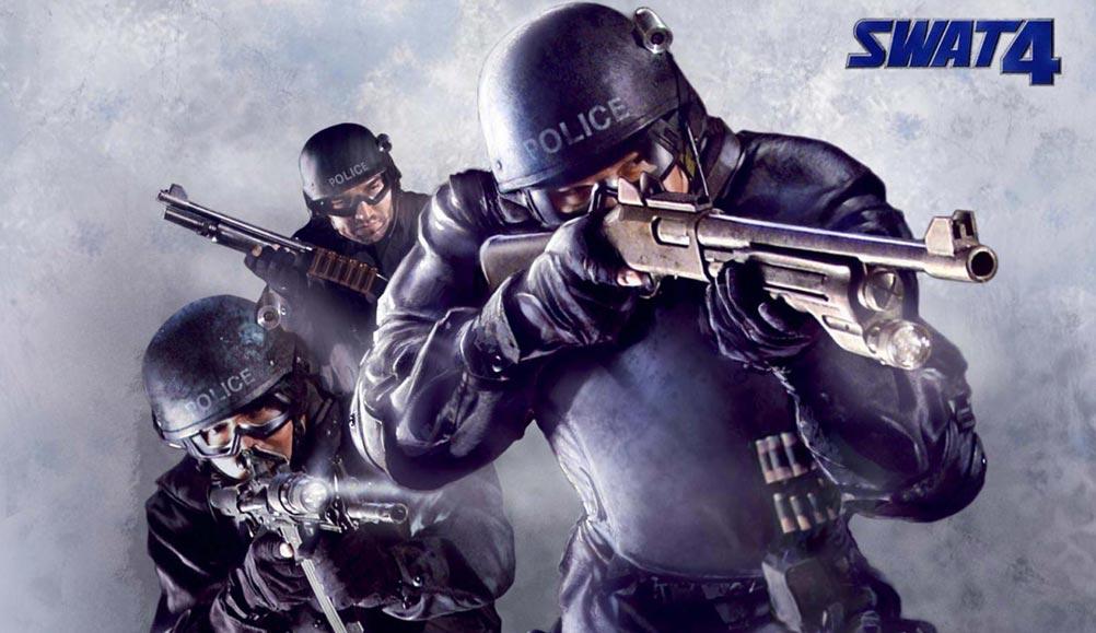 نسخه دوبله فارسی SWAT 4