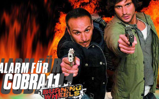 نسخه دوبله فارسی Alarm For Cobra 11-Burning Wheels