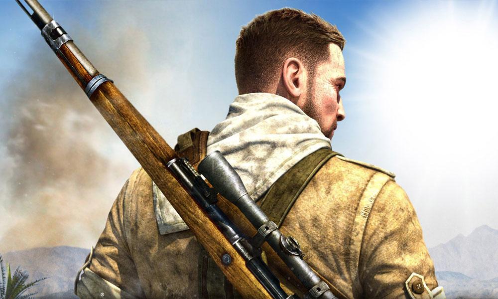 نسخه دوبله فارسی بازی تک تیر انداز 3 - Sniper Elite 3