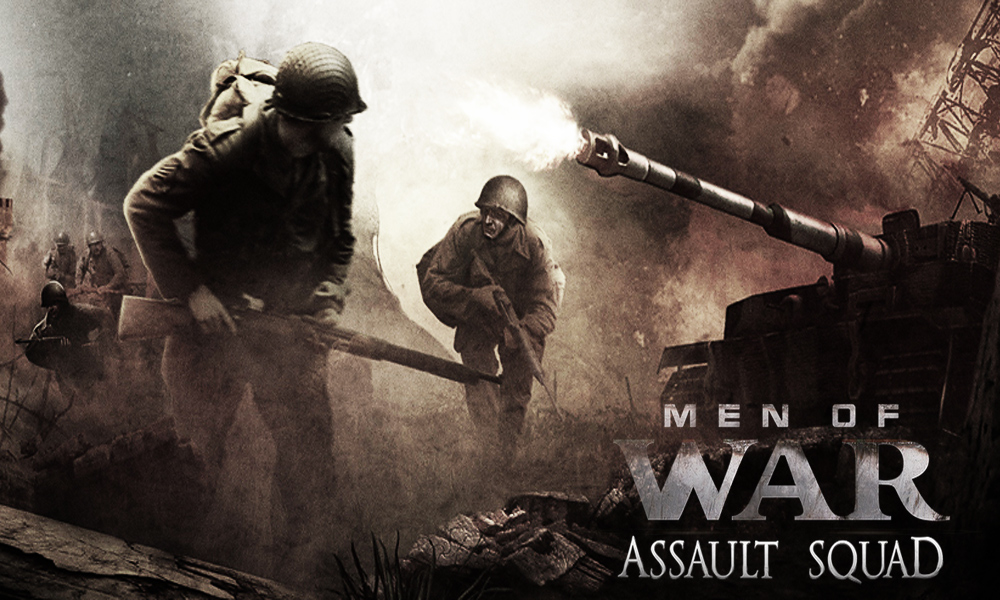 Men of War : Assualt Squad