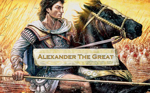 اسکندر کبیر Alexander the great نسخه فارسی دارینوس