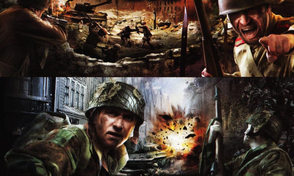 نسخه دوبله فارسی دارینوس Battlestrke : Western and Eastern Front