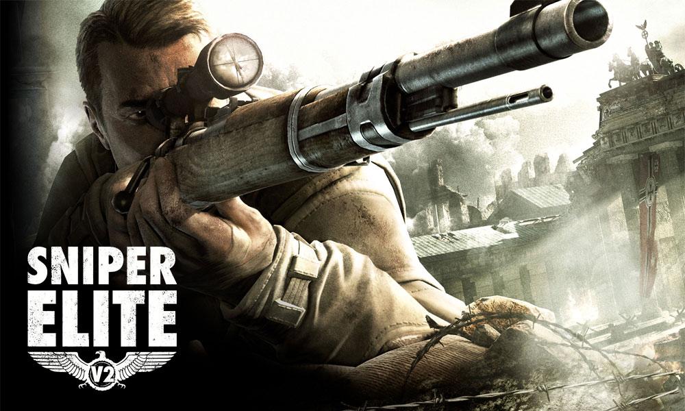 نسخه دوبله فارسی بازی تک تیر انداز 2 - Sniper Elite 2