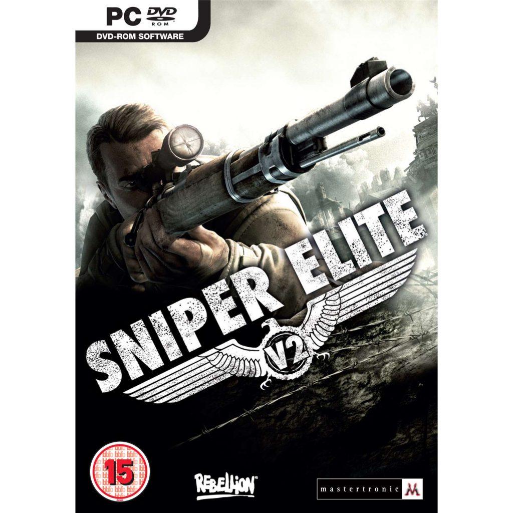 بازی Sniper Elite v2 Complete برای PC